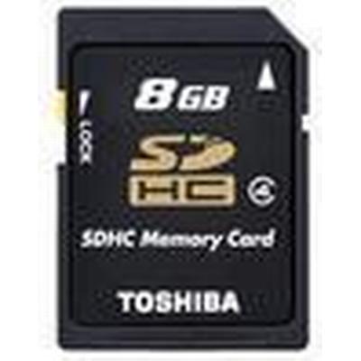 Toshiba M102 SDHC Class 4 8GB
