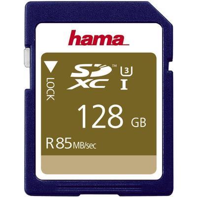 Hama SDXC UHS-I U3 85MB/s 128GB