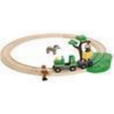 Brio Safari Railway Set 33720