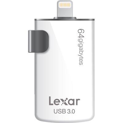 Lexar Media JumpDrive M20i 64GB USB 3.0