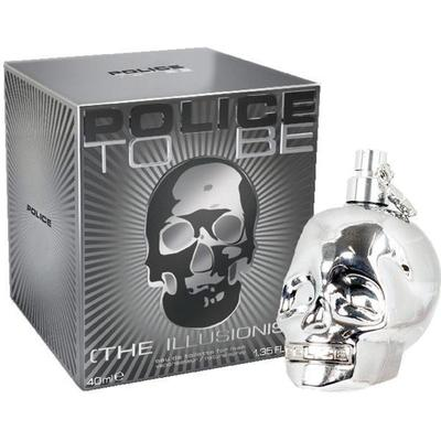 Police To Be Illusionist EdT 40ml