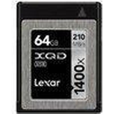 Lexar Media XQD Pro 210MB/s 64GB (1400x)
