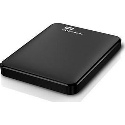 Western Digital Elements Portable 3TB USB 3.0