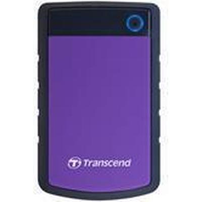Transcend StoreJet 25H3 3TB USB 3.0