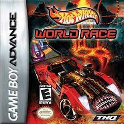 Hot Wheels World Race