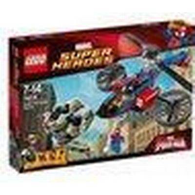 Lego Super Heroes Spider-Helicopter Rescue 76016