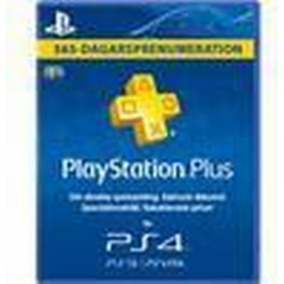 Sony PlayStation Plus Card- 365 Days