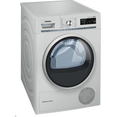 Siemens WT45W569DN Vit