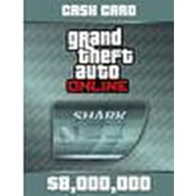 Rockstar Games Grand Theft Auto Online - Megalodon Shark Cash Card - PC