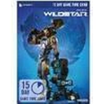 WildStar - 15 Day Game Card