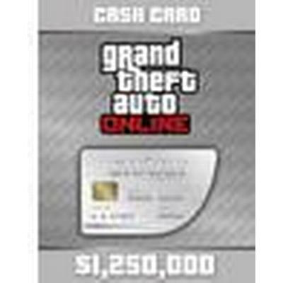 Rockstar Games Grand Theft Auto Online - Great White Shark Cash Card - PC