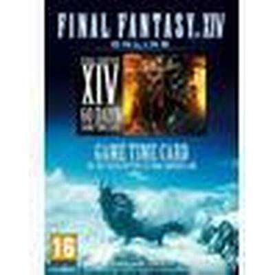 Square Enix Final Fantasy 14 A Realm Reborn - 60 Days Game Card