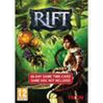 Rift - 60 Day Game Card