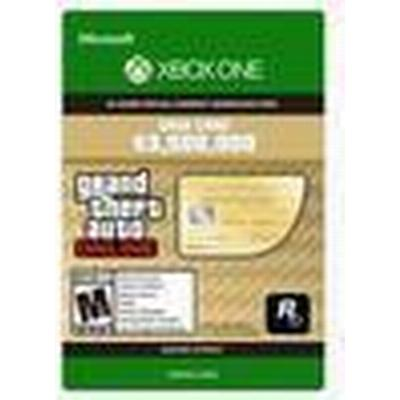 Rockstar Games Grand Theft Auto Online - Whale Shark Cash Card - Xbox One