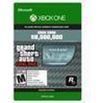 Rockstar Games Grand Theft Auto Online - Megalodon Shark Cash Card - Xbox One