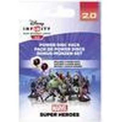 Disney Interactive Infinity 2.0 Marvel Super Heroes Power Discs