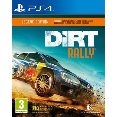Dirt Rally: Legend Edition