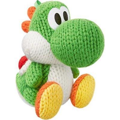Nintendo Amiibo Yarn - Green Yoshi