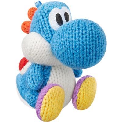 Nintendo Amiibo Yarn - Blue Yoshi