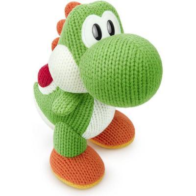 Nintendo Amiibo Yarn - Green Mega Yoshi