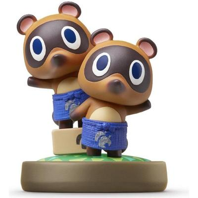 Nintendo Amiibo Animal Crossing - Timmy & Tommy
