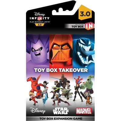 Disney Interactive Infinity 3.0 Takeover Toy Box