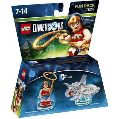 Lego Dimensions Wonder Woman 71209