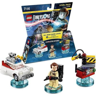 Lego Dimensions Ghostbusters 71228