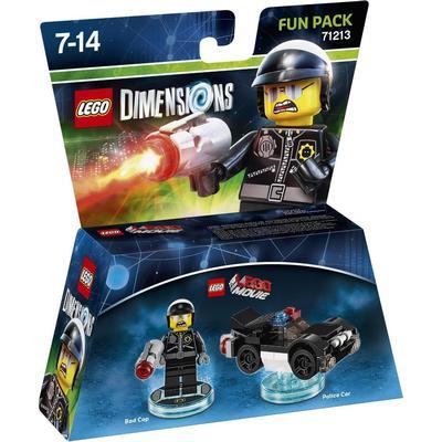 Lego Dimensions Bad Cop 71213