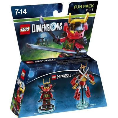 Lego Dimensions Nya 71216