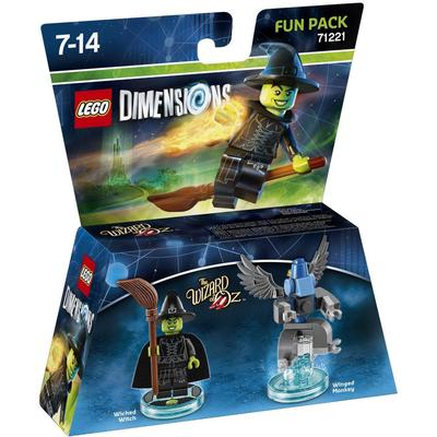Lego Dimensions Ond Heks 71221