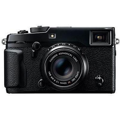 Fujifilm X-Pro2 + 35mm