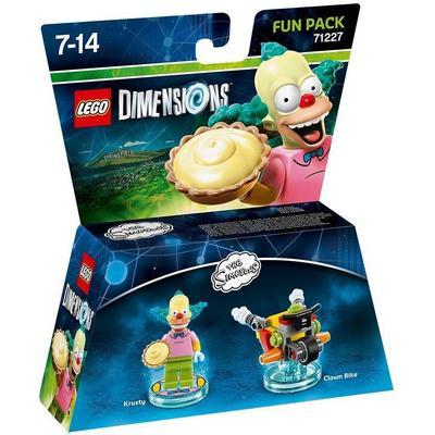 Lego Dimensions Krusty 71227