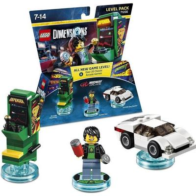 Lego Dimensions Midway Arcade 71235