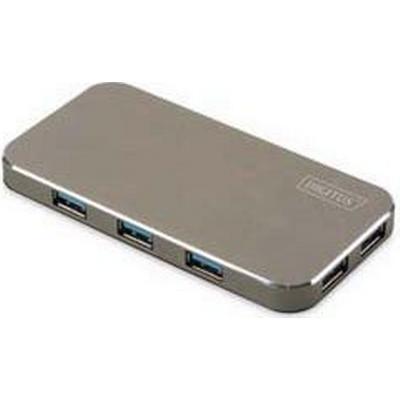 Digitus DA-70241 7-Port USB 3.0/3.1 Extern