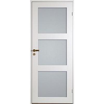 Diplomat Contur 3-Spegel Innerdörr Frostat glas S 0502-Y V, H (80x200cm)