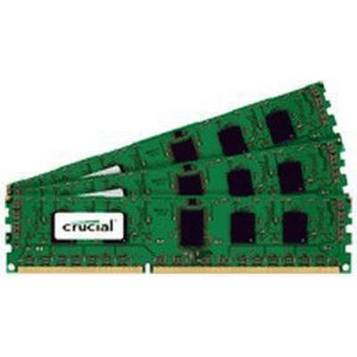Crucial DDR3 1600MHz 3x2GB ECC Reg (CT3K2G3ERSLS8160B)
