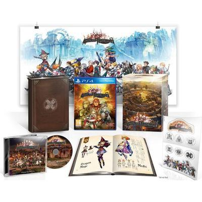 Grand Kingdom: Limited Edition