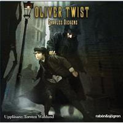 Oliver Twist (Ljudbok nedladdning, 2014)