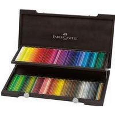 Faber-Castell Polychromos Colour Pencils Wood Case of 120