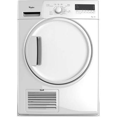 Whirlpool DDLX 70110 Hvid