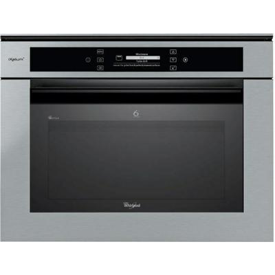 Whirlpool AMW 848/IXL Stainless Steel