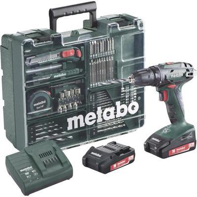 Metabo BS 18 Set