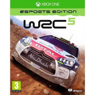 WRC 5: eSports Edition