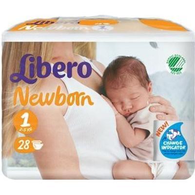 Libero Baby Soft Newborn 1