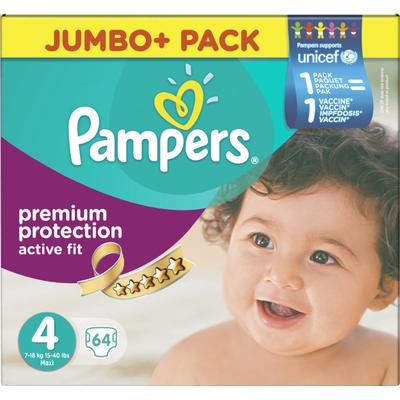 Pampers Active Fit Size 4 Maxi