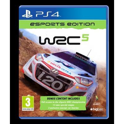 WRC 5: eSport Edition