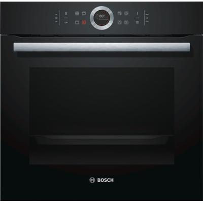 Bosch HBG675BB1 Sort