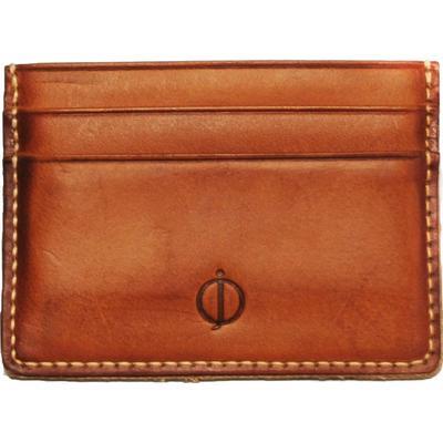 Oscar Jacobson Card Holder - Brown (15524.0456)