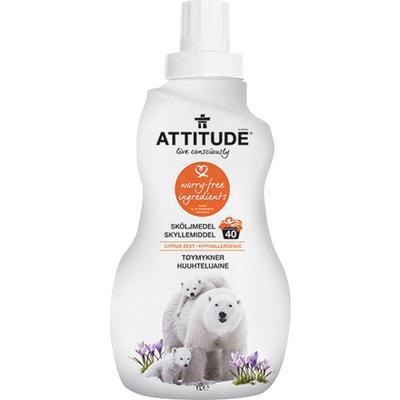 Attitude Citrus Zest Fabric Softener 1L